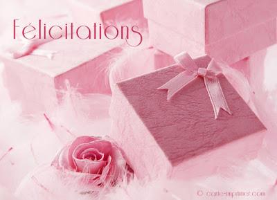 Texte félicitation mariage court