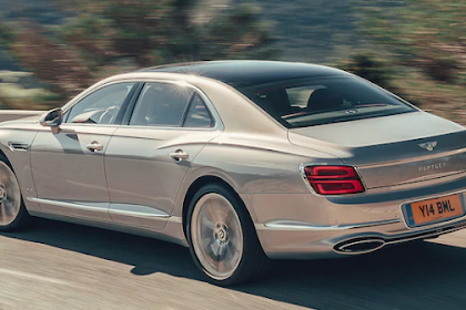 2020 Bentley Flying Spur First Drive Review: Ultraluxe, Redefined