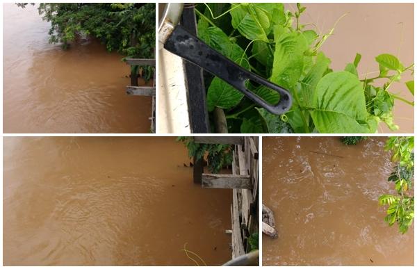 Nível do Rio machado