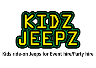Kidz Jeepz Logo Vector