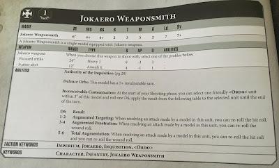 hoja de datos Jokaero
