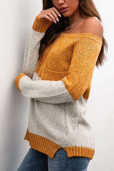 Fall in love this winter season with these cozy sweater outfits. Winter Fashion via higiggle.com #sweater #fashion #outfits