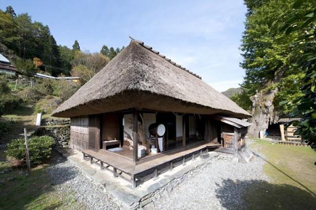 Trải nghiệm cuộc sống Samurai khi thuê ngôi nhà 300 tuổi ở Nhật Bản