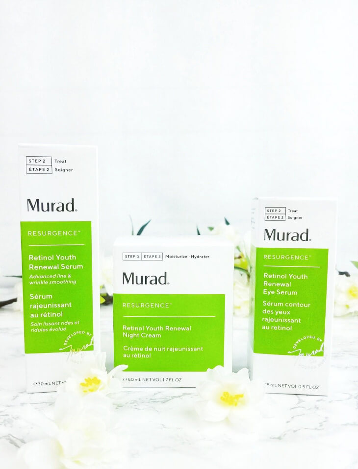 3 Easy Steps to a Firmer and More Youthful Complexion with the Murad Youth Renewal Trio 1
