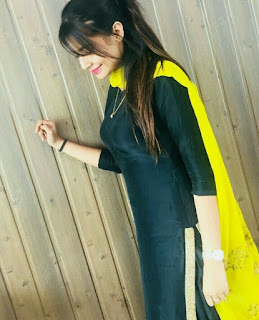 stylish girl pic, girl with simple pic,
