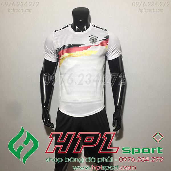 Áo đội tuyển Đức màu trắng 2020
