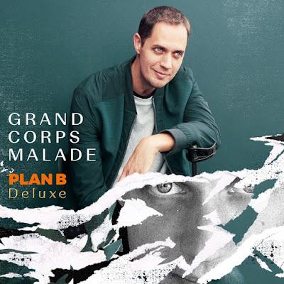 """Grand Corps Malade sort un nouvel opus, intitulé """"Plan B"""" sur #LACN"""