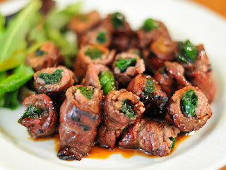 Grilled Turkish Meat Balls (Izgara Kofte)