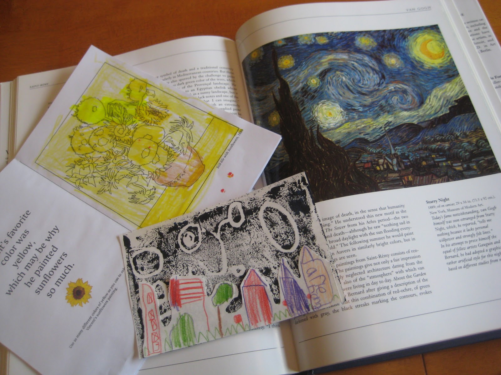 Relentlessly Fun Deceptively Educational Starry Night