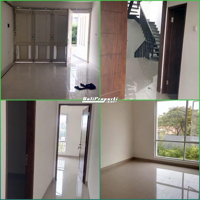 cendrawasih residence rumah baru