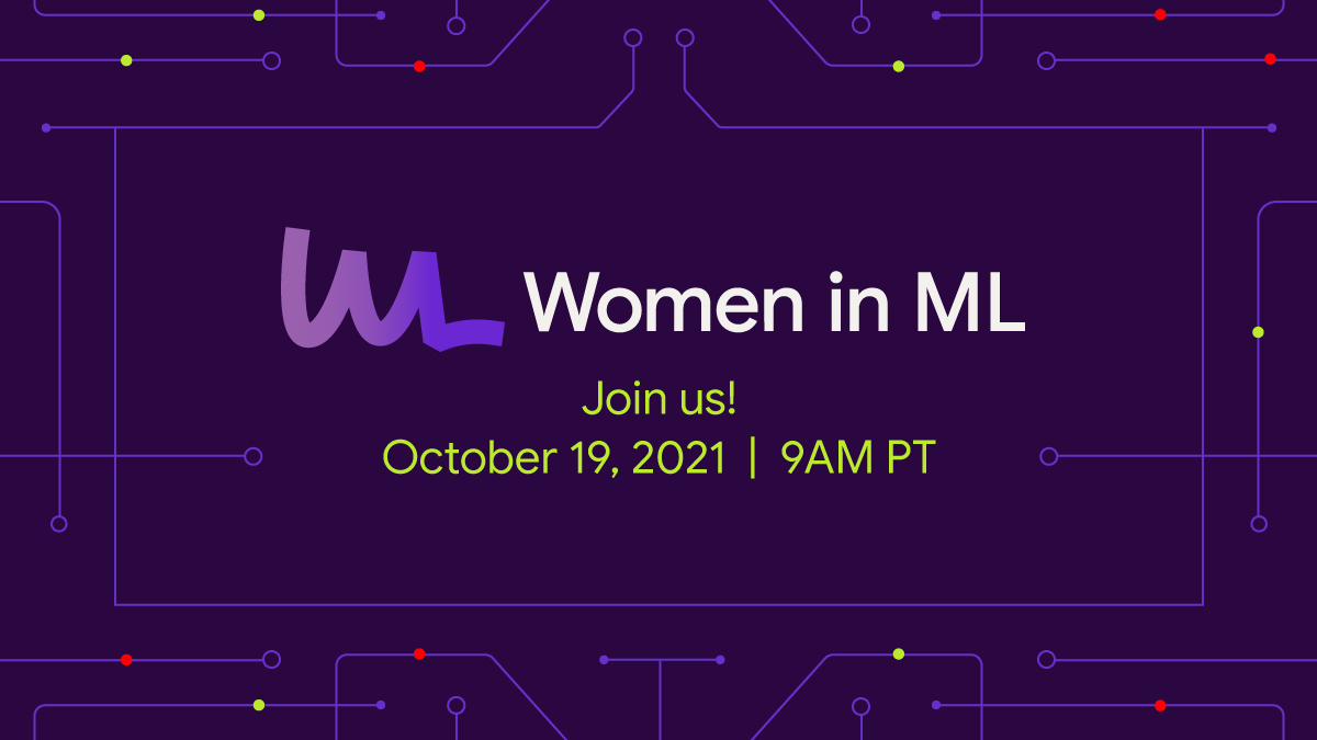 Join us at the Women in Machine Learning Symposium
