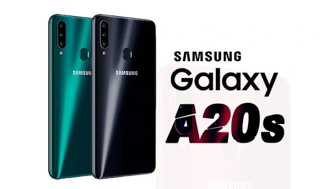 سعر هاتف سامسونج Samsung Galaxy A20s في الجزائر