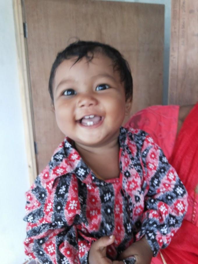 Photo of my Child (Radhika)