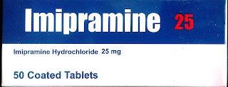 اميبرامين imipramine 25 مضادات الاكتئاب