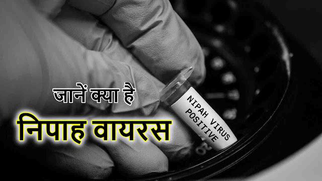 जानें क्या है निपाह वायरस - Know about what is Nipah virus in Hindi