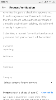 How to get your Instagram account verified?