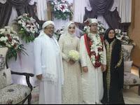 Imam Besar Nikahkan Putrinya di Makkah, Kok 'Cebong' Nggak Ada yang Kelojotan....