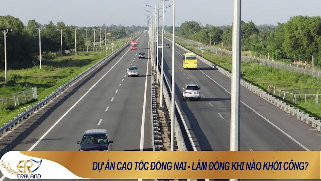 Phối cảnh Cao tốc Đồng Nai - Lâm đồng
