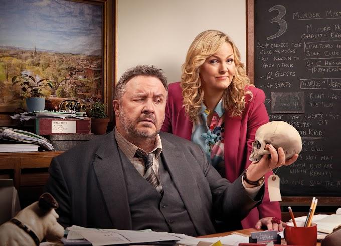 Paramount Network estrena 'Shakespeare & Hathaway: Investigadores privados' en abril