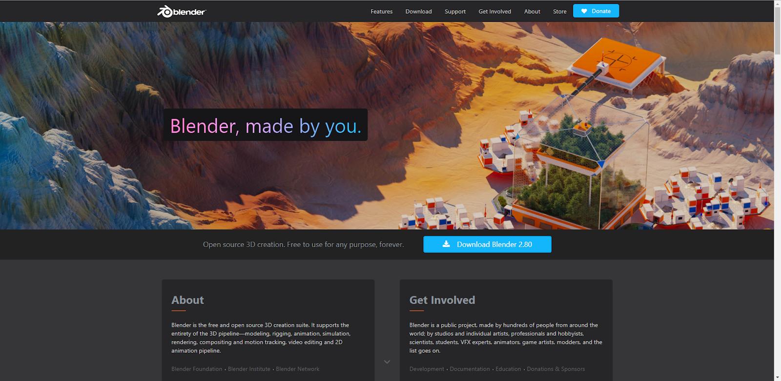 Top 5 3D Software Packages - Blender Tutorial | Beginner to