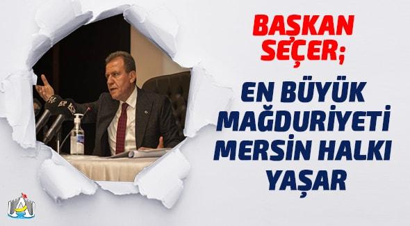 Mersin Haber, Vahap Seçer,