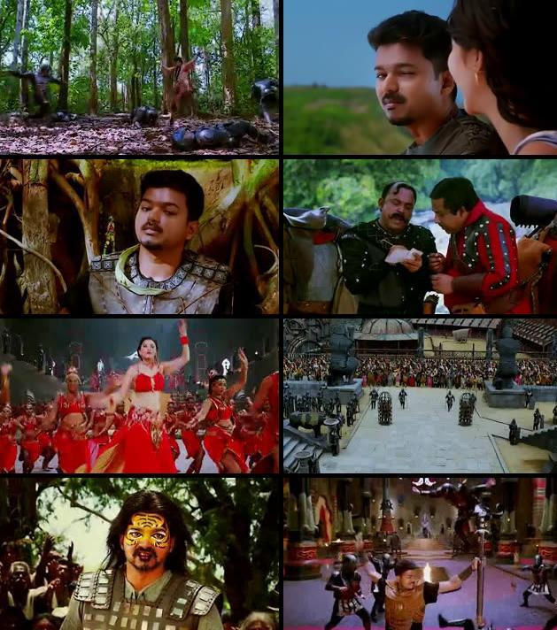 Puli 2015 Hindi WEBRip XviD