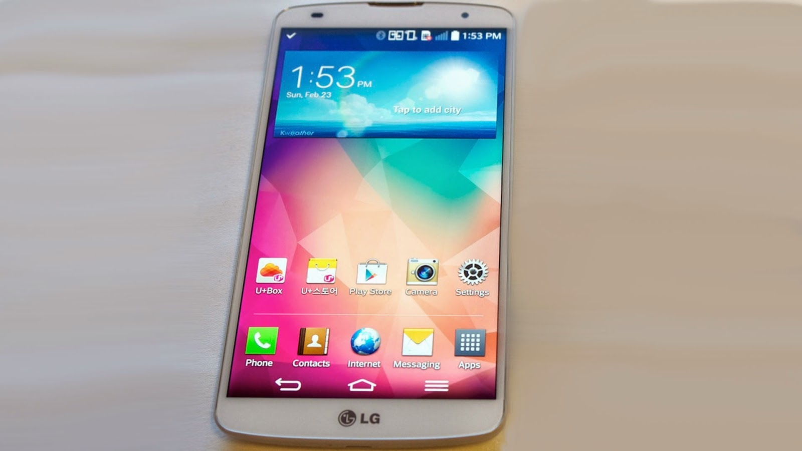 How To Root LG G Pro 2