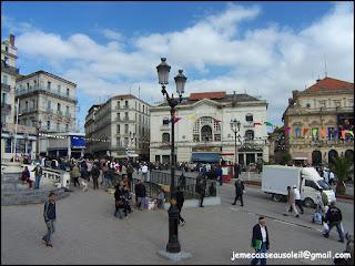 Centre ville de Constantine