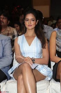 Shanvi Looks super cute in Small Mini Dress at IIFA Utsavam Awards press meet 27th March 2017 83.JPG