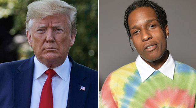 'I offered to personally vouch for his bail': Trump honors his promise to call Sweden's PM on behalf of jailed rapper A$AP Rocky in effort to get him released
