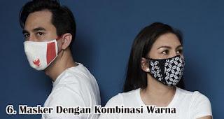 Masker Dengan Kombinasi Warna atau Gambar Cocok Untuk Dijadikan Sebagai Souvenir Perusahaan