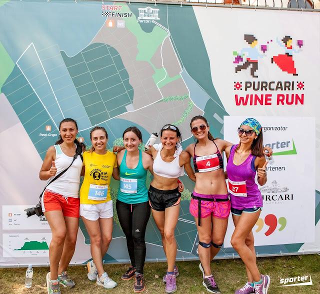 wine run, opinii