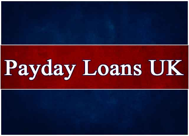 Payday Loans UK Fast Cash Instant Approval Same Day