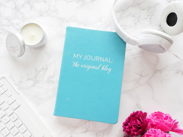 My blog the original journal notebook - disability