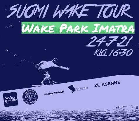 SWT 2021 / Wake Park Imatra