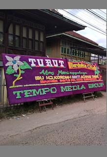 Toko Bunga Rumah Duka Palembang