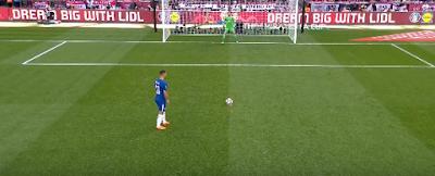 تشيلسى يحسم لقب كأس الإتحاد الإنجليزى بالفوز على مان يونايتد بهدف