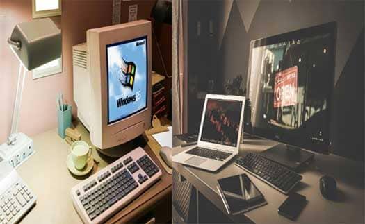 كيف تم اختراع الإنترنت بدون نت