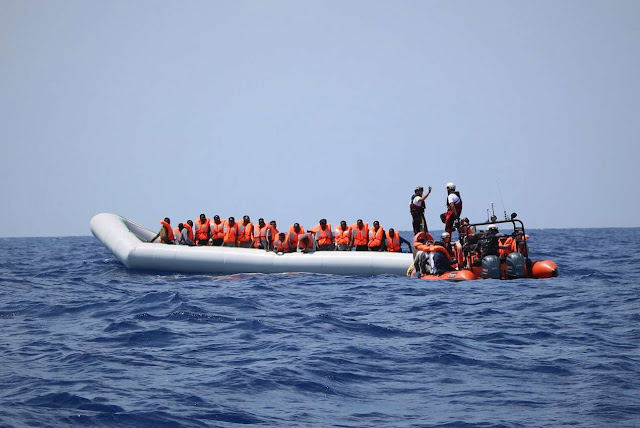 Μεταναστευτικό: Από τα λόγια στην πράξη