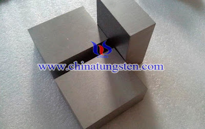titanium zirconium molybdenum cube picture