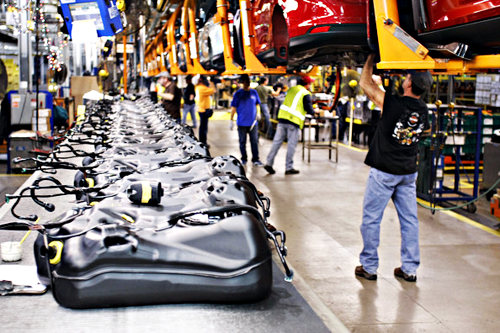 Ford Brings 2,350 Jobs to Southeast Michigan