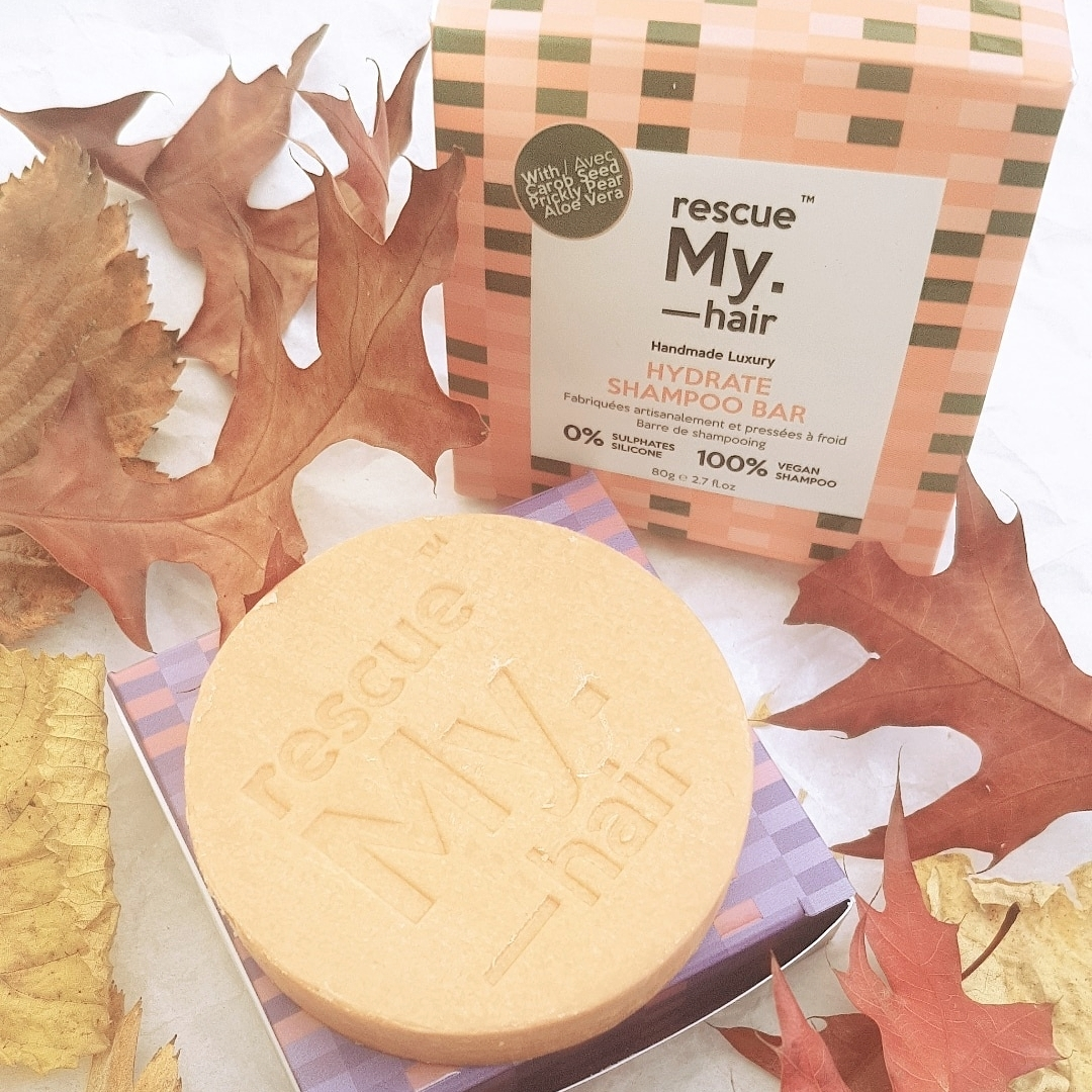 My.Haircare Rescue My.Hair Shampoo Bar review