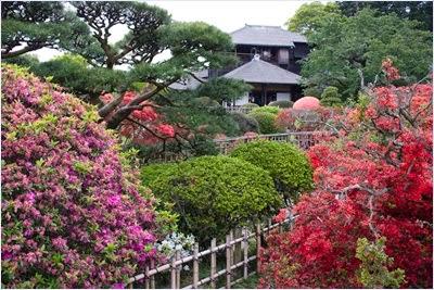 สวนไคระคุเอ็น (Kairakuen Garden)