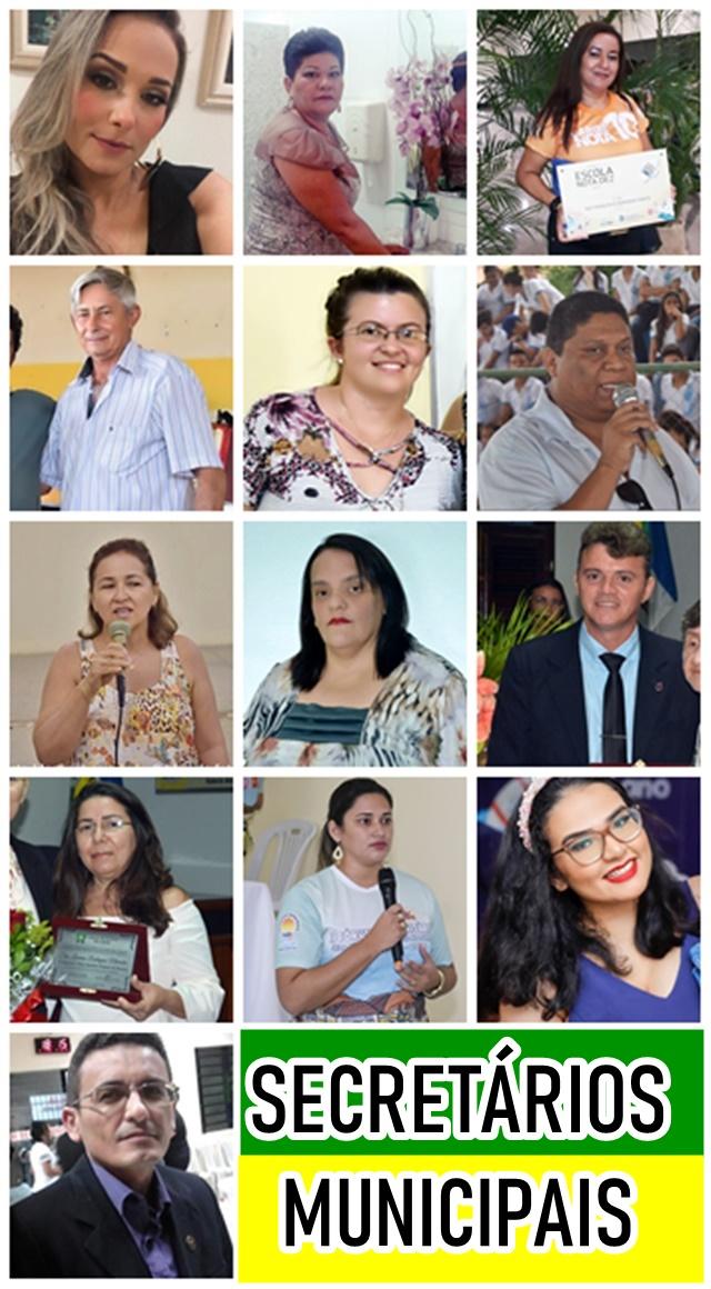 Conheça os novos secretários municipais de Cariré-CE