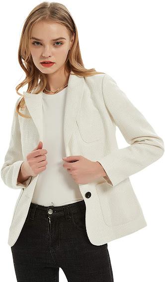 Trendy Casual Blazers Jackets for Women