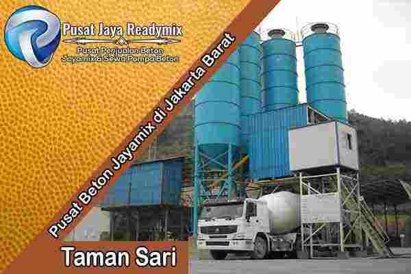 Jayamix Taman Sari, Jual Jayamix Taman Sari, Cor Beton Jayamix Taman Sari, Harga Jayamix Taman Sari