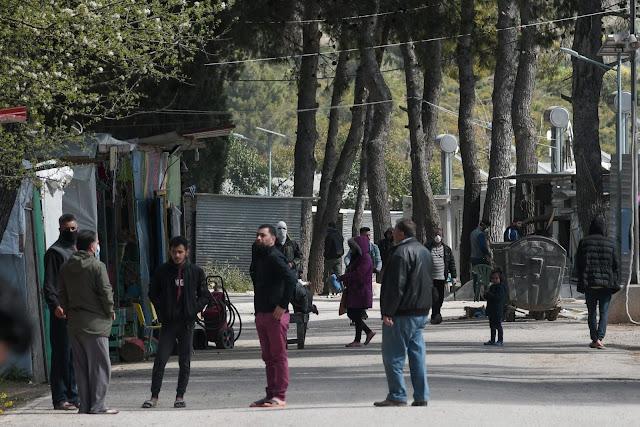 Λαθρομετανάστες έσπασαν την καραντίνα στην Ριτσώνα