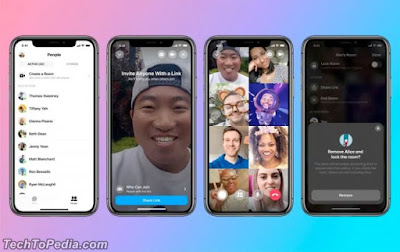 Facebook Messenger Rooms: Group Video Calls With Up To 50 Members