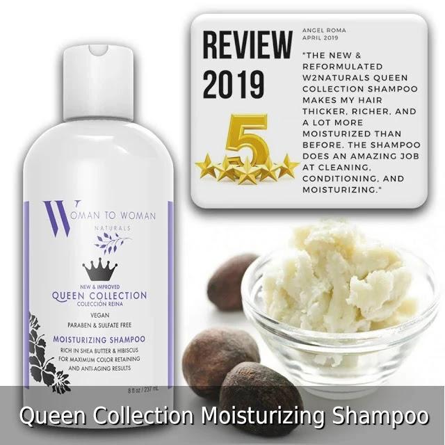 Queen Collection Moisturizing Shampoo