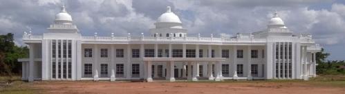 Gedung kantor bupati Kabupaten Rokan Hilir (Rohil)